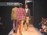 "Fashion Show ""Moschino"" Pret a Porter Men Spring Summer 2003 2 of 3"