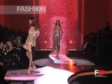 """""""Versace Atelier"""" Autumn Winter 2002 2003 4 of 4 Paris Haute Couture by Fashion Channel"""