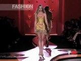 """""""Versace Atelier"""" Autumn Winter 2002 2003 1 of 4 Paris Haute Couture by Fashion Channel"""