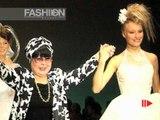 """""""Yumi Katsura"""" Autumn Winter 2002 2003 5 of 5 Rome Haute Couture by FashionChannel"""