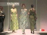 "Fashion Show ""Patrizia Pieroni"" Haute Couture Women Spring Summer 2003 Rome 6 of 7"