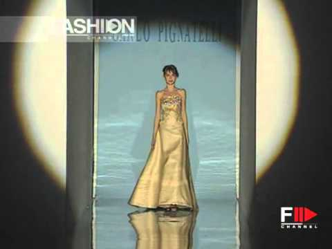 "Fashion Show ""Carlo Pignatelli Couture"" Haute Couture Women Spring Summer 2003 Rome 3 of 5"