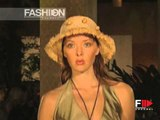 "Fashion Show ""Anna Osmushkina"" Pret a Porter Women Spring Summer 2003 Milan 5 of 5 by Fashion Channel"