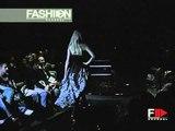 "Fashion Show ""Antonio Berardi"" Pret a Porter Women Spring Summer 2003 Paris 3 of 3"