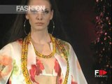"""""""Egon Von Furstemberg"""" Spring Summer 2002 6 of 7 Rome Haute Couture by FashionChannel"""