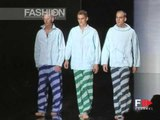 """""""Armani Collection"""" Spring Summer 2001 6 of 6 Menswear by Fashion Channel"""