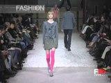 """Zucca"" Autumn Winter 2001 2002 3 of 4 Paris Pret a Porter by Fashion Channel"