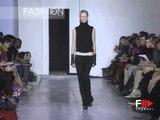 """Gilles Rosier"" Autumn Winter 2001 2002 1 of 3 Paris Pret a Porter by Fashion Channel"