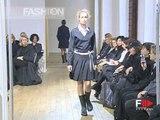 """Yohji Yamamoto"" Autumn Winter 2001 2002 1 of 2 Paris Pret a Porter by Fashion Channel"
