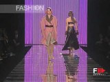 """John Galliano"" Autumn Winter 2001 2002 1 of 3 Paris Pret a Porter by Fashion Channel"