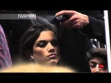 """GIANFRANCO FERRE'"" Backstage Autumn Winter 2013 2014 Milan by FashionChannel"