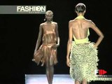 """""""Krizia Top"""" Spring Summer 2001 4 of 4 Milan Pret a Porter by FashionChannel"""