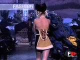 """""""Dsquared"""" Autumn Winter 2004 2005 Milan 3 of 4 Pret a Porter by FashionChannel"""