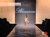 """Blumarine"" Autumn Winter 2004 2005 Milan 4 of 4 Pret a Porter by FashionChannel"