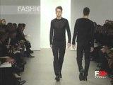 """Calvin Klein"" Autumn Winter 2000 2001 Milan 3 of 3 pret a porter men by FashionChannel"