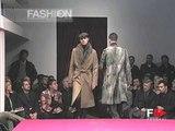 """Dolce&Gabbana"" Autumn Winter 2000 2001 Milan 1 of 4 pret a porter men by FashionChannel"