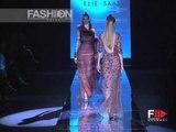 """""""Elie Saab"""" Autumn Winter 2000 2001 Paris 6 of 7 Haute Couture woman by FashionChannel"""