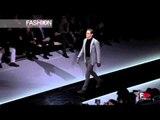 """""""Giorgio Armani"""" Autumn Winter 2013 2014 1 of 2 Milan Menswear by FashionChannel"""