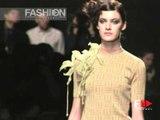 """""""Alessandro Dell'Acqua"""" Autumn Winter 2000 2001 Milan 2 of 3 pret a porter by FashionChannel.mov"""