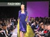 """""""Emanuel Ungaro"""" Autumn Winter 2000 2001 Paris 2 of 4 pret a porter woman by FashionChannel"""