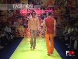 """""""Rocco Barocco"""" Spring Summer 2005 2 of 3 Milan Menswear by FashionChannel"""