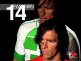 """Bikkembergs"" Spring Summer 2005 2 of 2 Milan Menswear by FashionChannel"