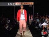 """Frankie Morello"" Spring Summer 2005 2 of 4 Milan Menswear by FashionChannel"