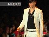 """John Richmond"" Spring Summer 2005 2 of 3 Milan Menswear by FashionChannel"