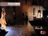 """""""Fausto Sarli"""" Autumn Winter 2005 2006 Rome 4 of 7 Haute Couture by FashionChannel"""