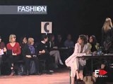 """Ruffo"" Autumn Winter 2000 2001 Milan 2 of 3 pret a porter woman by FashionChannel"
