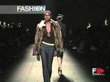 """""""Alessandro Dell'Acqua"""" Autumn Winter 2000 2001 Milan 3 of 3 pret a porter by FashionChannel.mov"""