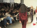 """Calvin Klein"" Autumn Winter 2000 2001 New York 3 of 4 pret a porter woman by FashionChannel"