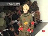 """Oscar de la Renta"" Autumn Winter 2000 2001 New York 4 of 4 pret a porter by FashionChannel.mov"