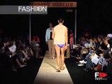 """Frankie Morello"" Spring Summer 2005 3 of 4 Milan Menswear by FashionChannel"