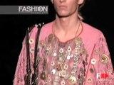 """""""Gucci"""" Spring Summer 2005 1 of 3 Milan Menswear by FashionChannel"""