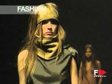 """Dirk Bikkembergs"" Autumn Winter 2000 2001 Paris 1 of 2 pret a porter woman by FashionChannel"