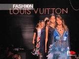 """""""Louis Vuitton"""" Spring Summer 2005 3 of 3 Paris Pret a Porter by FashionChannel"""