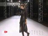 """Atsuro Tayama"" Autumn Winter 2000 2001 Paris 3 of 4 pret a porter woman by FashionChannel"