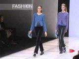 """""""Giorgio Armani"""" Autumn Winter 2000 2001 Milan 2 of 4 pret a porter woman by FashionChannel"""