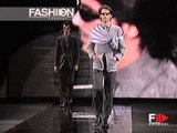 """Giorgio Armani"" Autumn Winter 2004 2005 Milan 1 of 3 Menswear by FashionChannel"