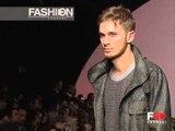 """""""Fendi"""" Autumn Winter 2004 2005 Milan 1 of 2 Menswear by FashionChannel"""