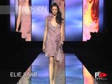 """""""Elie Saab"""" Spring Summer 2005 Paris 1 of 4 Haute Couture by FashionChannel"""