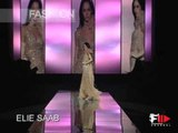 """""""Elie Saab"""" Spring Summer 2005 Paris 4 of 4 Haute Couture by FashionChannel"""