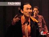 """Romeo Gigli"" Autumn Winter 2004 2005 Paris 1 of 4 Menswear by FashionChannel"