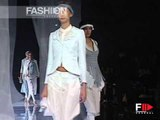 """Emporio Armani"" Spring Summer 2005 1 of 3 Milan Pret a Porter by FashionChannel"