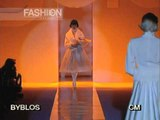 """Lanvin - Byblos"" Autumn Winter 1995 1996 Bridalwear by FashionChannel"