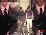 """Roberto Cavalli"" Autumn Winter 2004 2005 Milan 1 of 3 Menswear by FashionChannel"