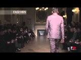 """WALTER VAN BEIRENDONCK"" Full Show Autumn Winter 2013 2014 Paris Menswear by FashionChannel"
