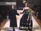 """Piano Piano Dolce Carlotta"" Autumn Winter 1995 1996 Bridalwear by FashionChannel"