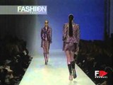 """Rocco Barocco"" Autumn Winter 2000 2001 Milan 1 of 5 pret a porter woman by FashionChannel"